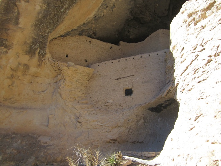 Gila Valley Cliff Dwellings National Monument {NewMexico}