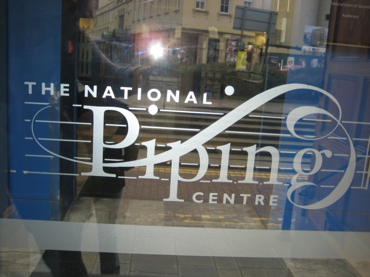The National Piping Center{Scotland}