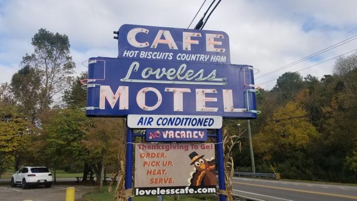 Loveless Cafe {Tennessee}