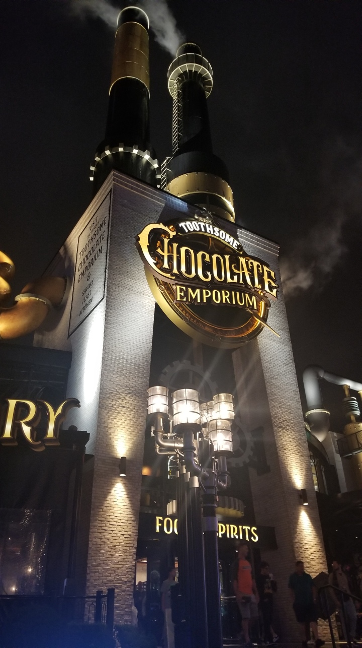 Toothsome Chocolate Emporium and Savory Feast Kitchen{Florida}