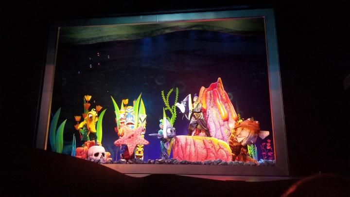 Finding Nemo- Animal Kingdom{Florida}