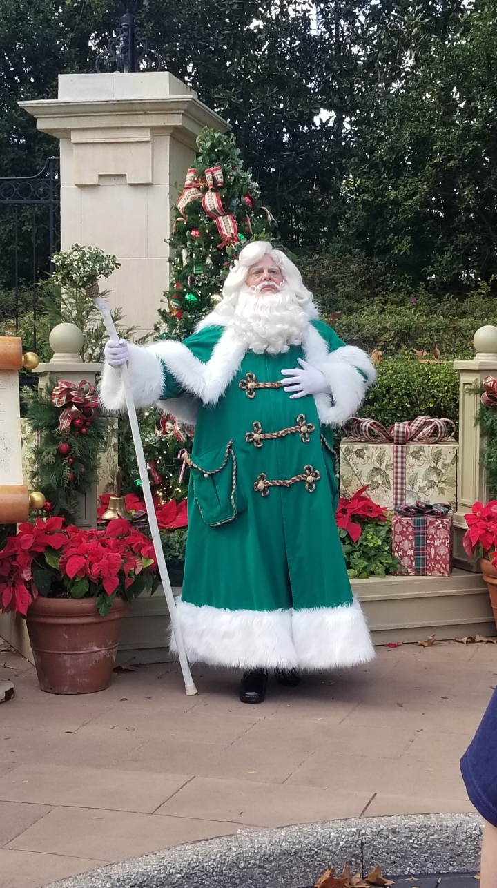 Festival of the Holidays- Epcot{Florida}