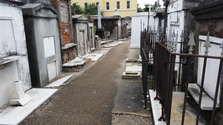 St. Louis Cemetery No.1{Louisiana}