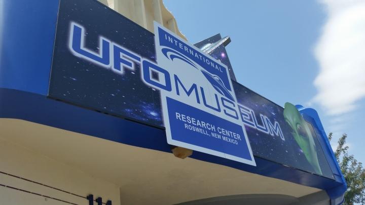 UFO Museum {NewMexico}