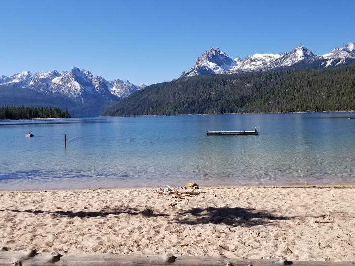 Redfish Lake {Idaho}