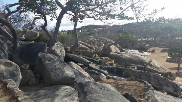 Casibari Rock Formation{Aruba}