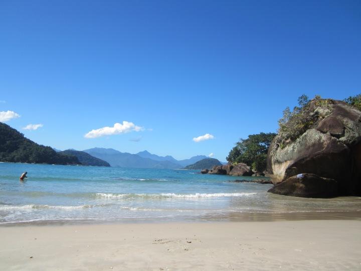 Ubatuba Beach {Brazil}