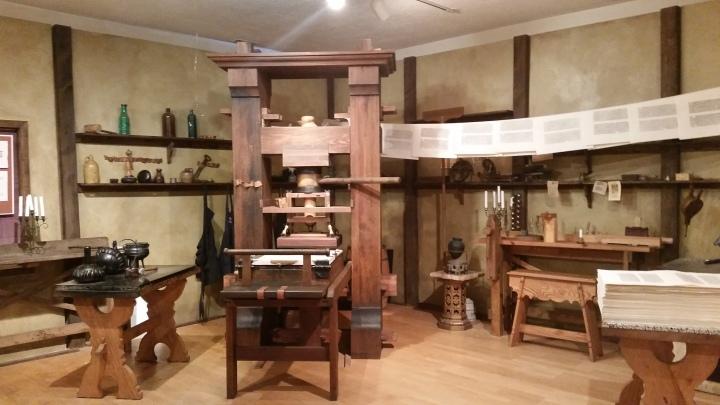 Historical Printing Museum{Utah}