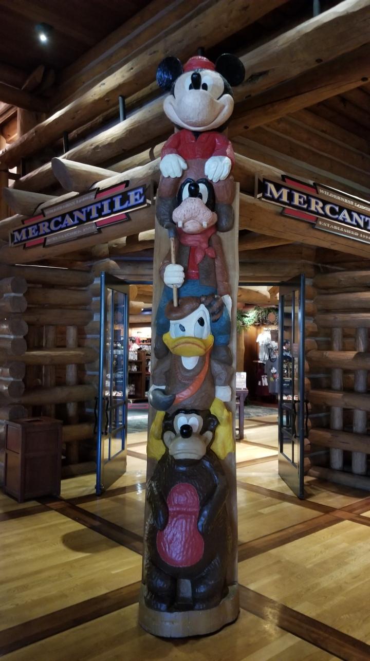 Wilderness Lodge Resort{Florida}