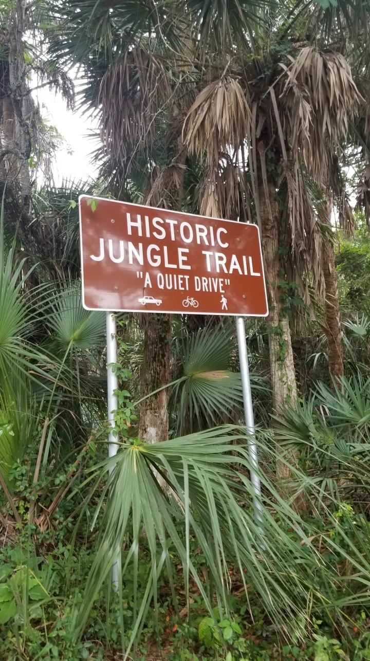 Historic Jungle Trail{Florida}