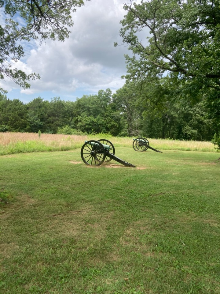 Stones River National Battlefield & National Cemetery{Tennessee}