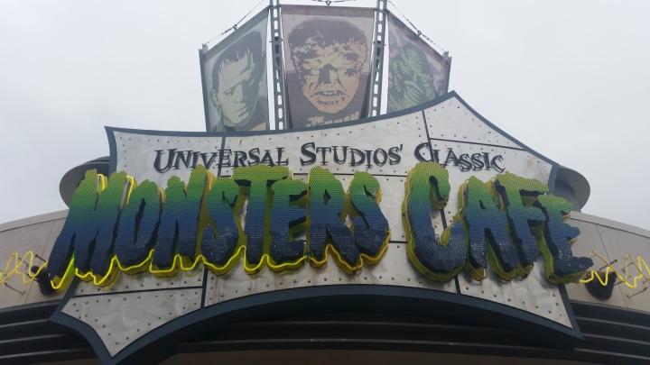 Monster Cafe- Universal Studios{Florida}