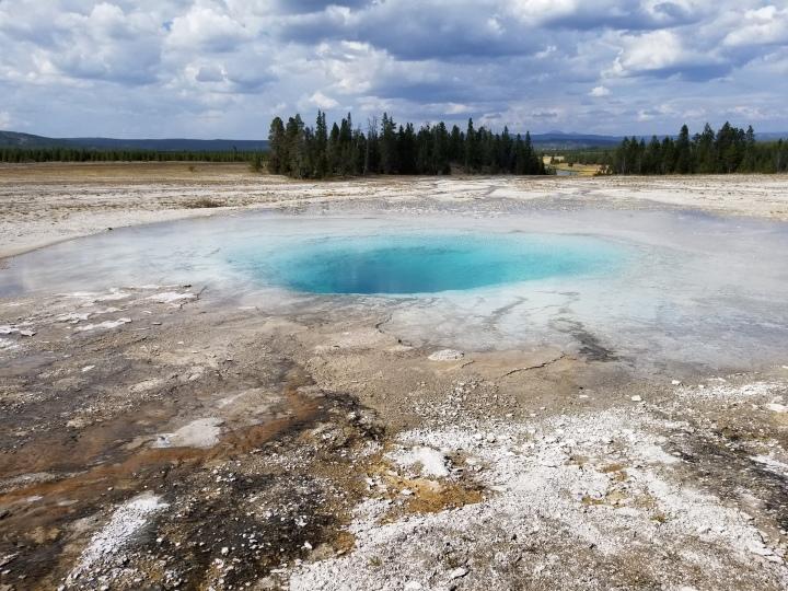 Yellowstone National Park {Wyoming &Montana}