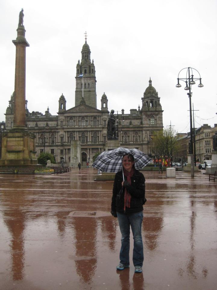 George Square {Scotland}