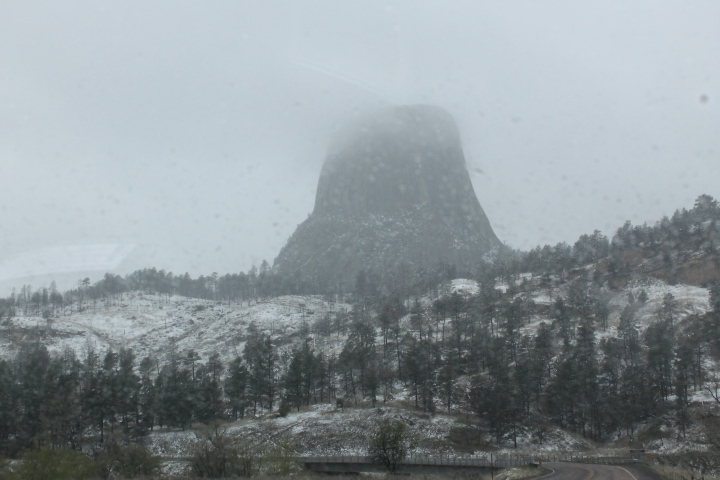 Devils Tower National Monument{Wyoming}