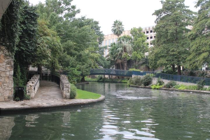 San Antonio Riverwalk{Texas}