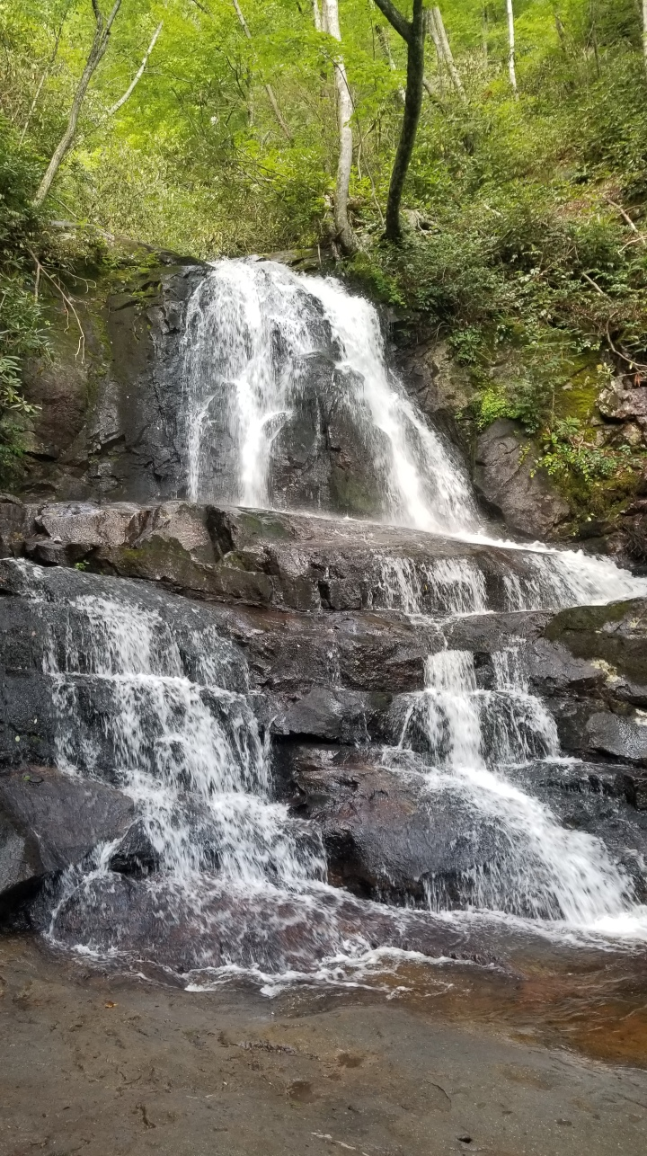 Laural Falls Trail- Smoky Mountain National Park{Tennessee}