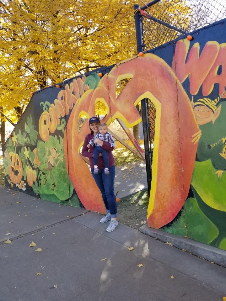 The Pumpkin Walk{Utah}