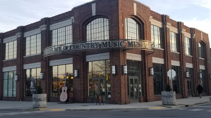 Birthplace of Country Music Museum{Virginia}