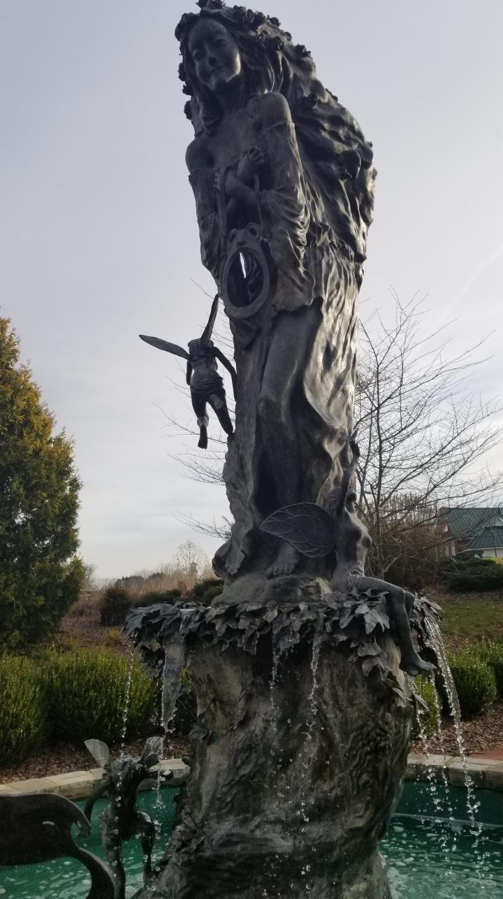 Midsummer Night's Dream Statue{Virginia}