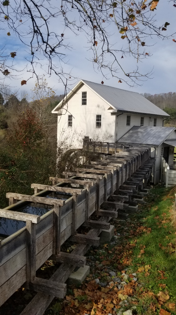 Whites Mill and Mercentile{Virginia}