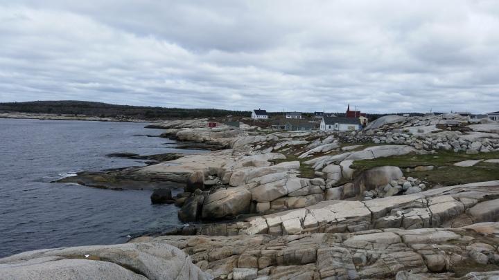 Travel Challenge- Day 3 :: Peggy's Cove {NovaScotia}