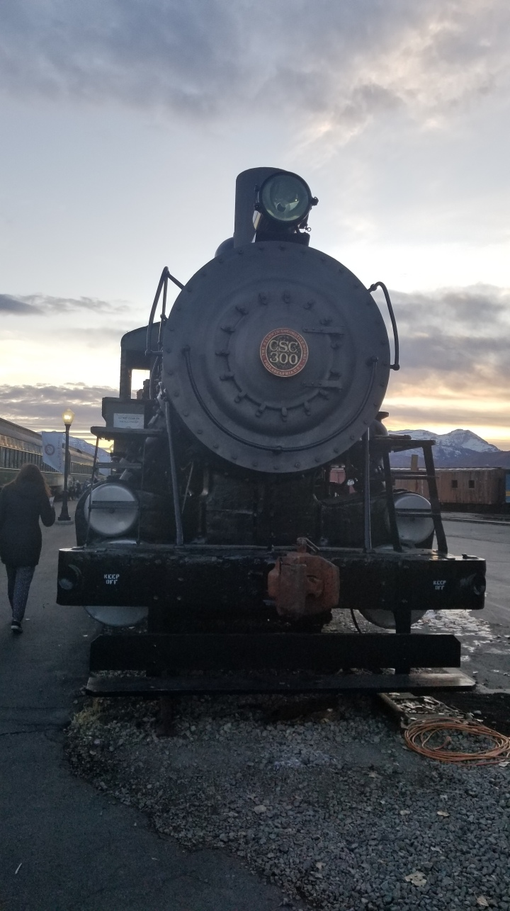 The North Pole Express- Heber Valley Railroad{Utah}