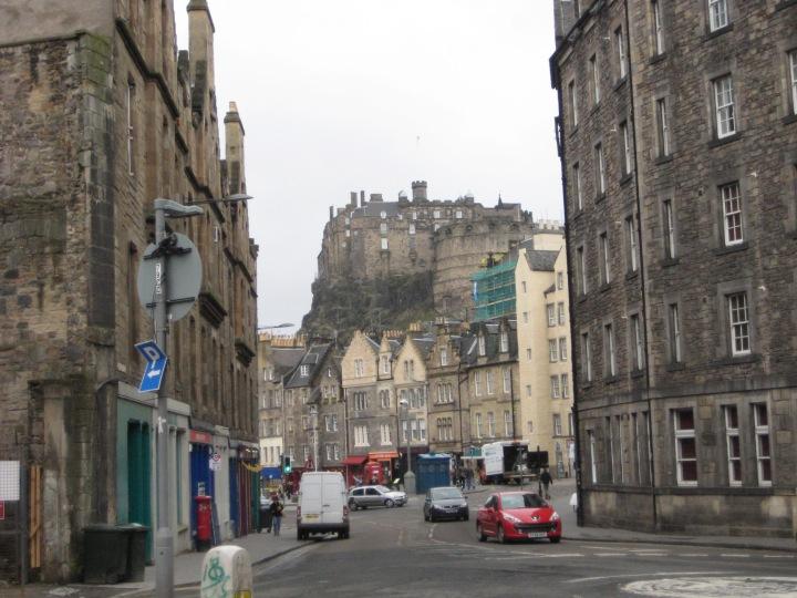 Travel Challenge – Day 5 :: Edinburgh{Scotland}