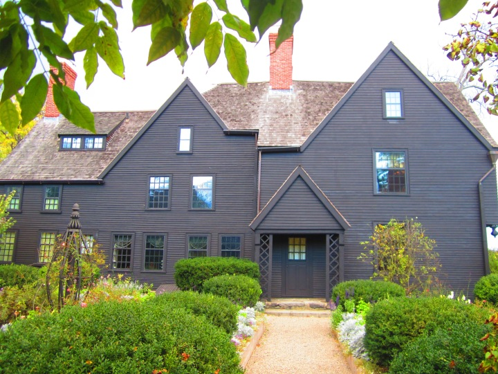 The House of Seven Gables{Massachusetts}