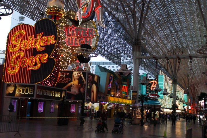 Fremont Street-Las Vegas{Nevada}