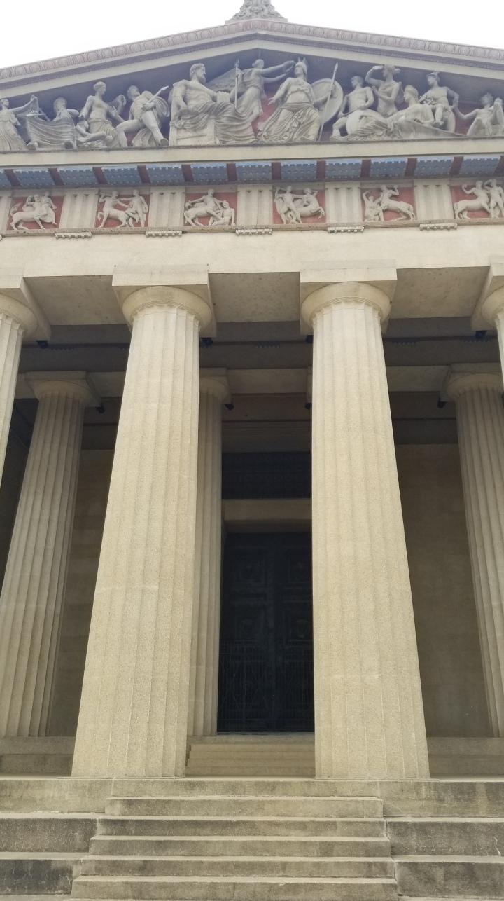 The Athena Parthenon- Centennial Park{Tennessee}