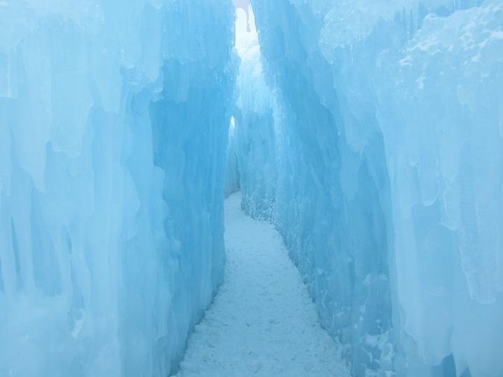 Ice Castles {Utah}