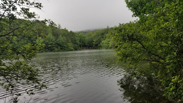 Fort Mountain State Park{Georgia}