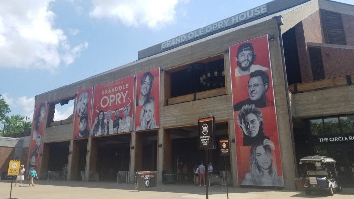 The Grand Ole Opry{Tennessee}