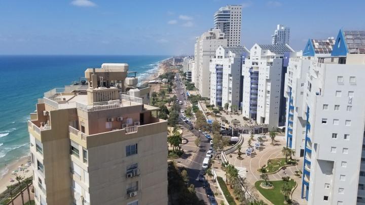 {Israel} Day 1: Flight from Nashville to Tel Aviv & exploring aroundNetanya