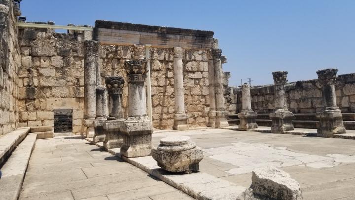 {Israel} Day 4: Mount Arbel National Park, Mount of Be Attitudes, Capernaum, Magdala, & Sea ofGalilee