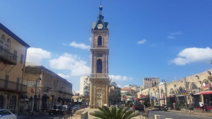 {Israel} Day 8: Old Tel Aviv, Museum of the Jewish People, Carmel Market, & Bullet Factory HistoricSite