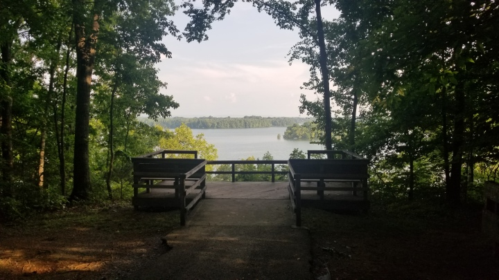 Lost Creek Trail- Tims Ford State Park{Tennessee}