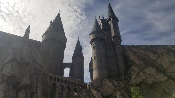 A Weekend at Universal Studios Orlando{Florida}